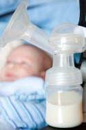 breast milk pump