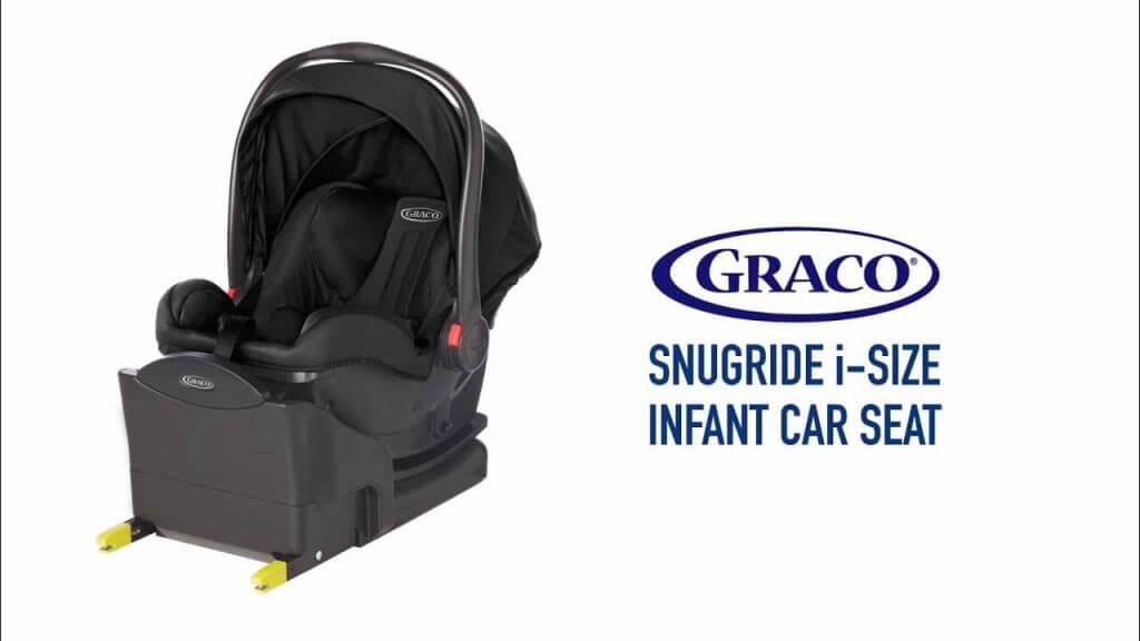 Laadukas Graco SnugRide lasten turvaistuin